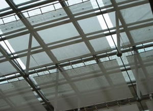 Decorative Mesh for Ceilings