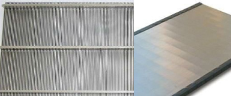 Profile Wire Screen for Architectures