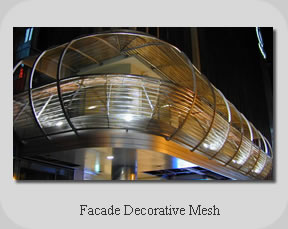 Facade Decorative Mesh